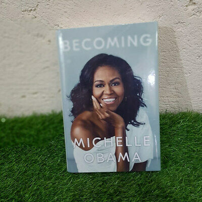 BECOMING by MICHELLE OBAMA~ Fast Deliver