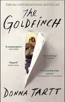 The Goldfinch by Donna Tartt {PĎḞ}, Fast-Delivery
