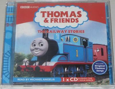 Thomas & (And) Friends - The Railway Stories BBC CD Audio Book (2006)