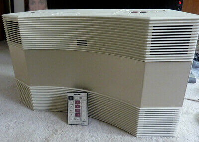 Bose Acoustic Wave Music System CD-3000 AM/FM radio, CD, Aux + remote NICE