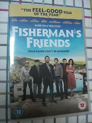 Fisherman's Friends (DVD, 2019)