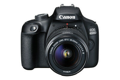 Canon EOS 4000D / Rebel T100 with EF-S 18-55mm f/3.5-5.6 III Lens