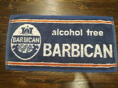 Beer Bar Towel - New Old Stock