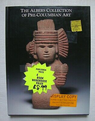 The Albers Collection of Pre-Columbian Art☆Taube☆New York☆1988