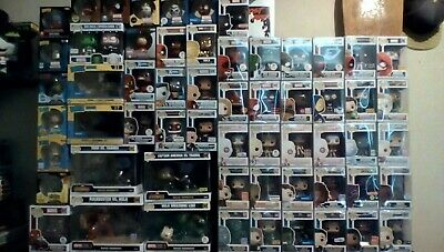 Funko Pop Movie Moments Dorbz Marvel Lot Exclusives Vaulted ($750+ PPG VALUE)
