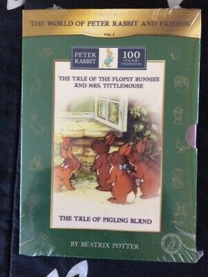 The World of Peter Rabbit and Friends Volume 2 Beatrix Potter DVD set brand new
