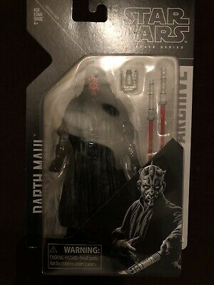Star Wars: The Black Series (Archive) - Darth Maul - Sealed