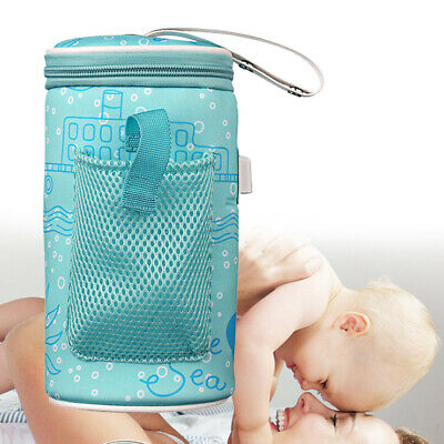 Thermostat Bottle Bag HeaterB Insulated Drink Cup Baby Travel Warmer Newborn