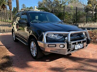 2011 Ford Territory Ts Sz 7 Seater Diesel Awd Automatic