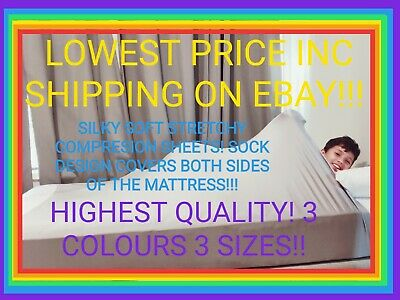 ADHD Sensory Compression Sheet,  King Single, weighted blanket alternative