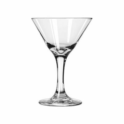12x Martini Glass 148mL Libbey Embassy Cocktail Bar Martini Mixed Drink Mixology