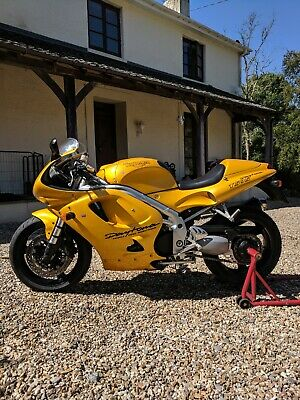 Triumph T595 Daytona - **Package adjusted and price reduced accordingly**