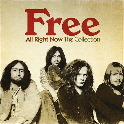 FREE - ALL RIGHT NOW : THE COLLECTION CD ~ GREATEST HITS~BEST OF ~ 70's *NEW*
