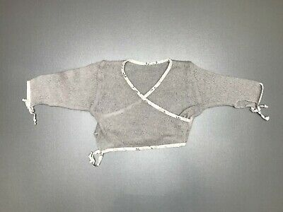 Pull gris - Taille 6 mois (AP)