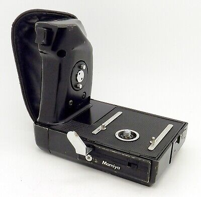 Vintage Mamiya Power Drive Winder Grip for M645 #4493