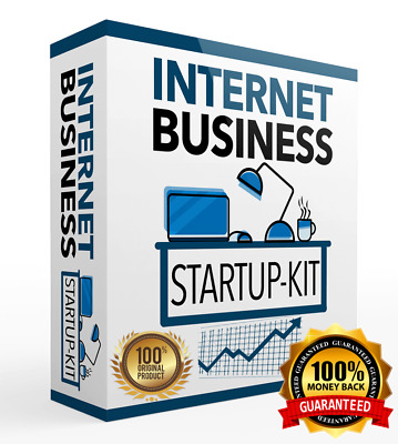 e online Internet Business Startup Kit Advance  book with facebook resell(eBook)