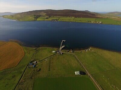 6.5 Acres On One Of Orkney's Smallest Inhabited Islands