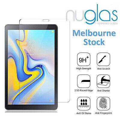 "NUGLAS tempered glass screen protector for Samsung Galaxy Tab A 10.5"" 2018 T595"