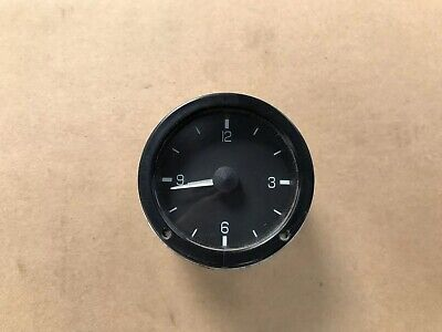 Land Rover Defender Td5 dashboard analogue time clock