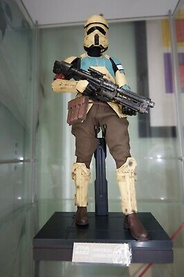 Hot Toys Star Wars 1/6 Scale Shoretrooper Mms389 Rare!!