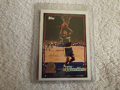 """Topps / NBA """"BILLY OWENS"""" #147 - 1993 Archives Trading Card"""