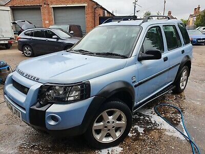 2004 Land Rover Freelander Hse 2.5 V6 Auto **Spares Or Repairs - Gearbox Issue**