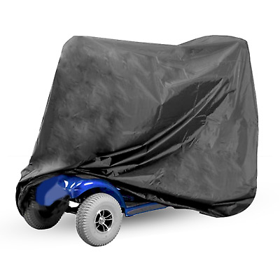 Mobility Scooter Cover | Wheelchair Storage Waterproof Protective Cover | Pukkr