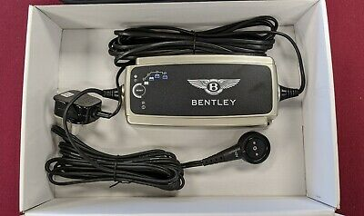 Bentley Bentayga battery conditioner/trickle charger