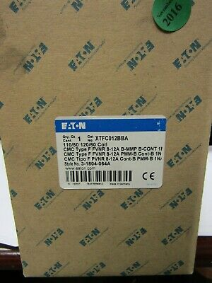 Eaton  Combination Starter Breaker Xtfc012Bba