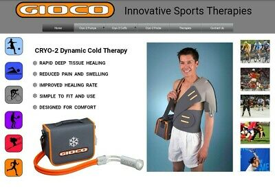 Gioco cryo-2 Hot/cold Theroepy System like to GRPRO 2.1 GAME READY
