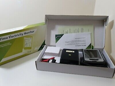 BNIB British Gas Real Time Electricity Monitor Energy Meter