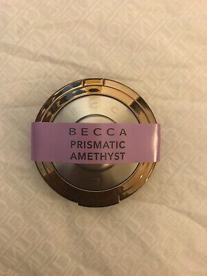 BECCA Shimmering Skin Perfector Pressed - Prismatic Amethyst - 2.4g New