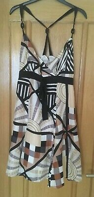 Marks & Spencer Limited Collection Silk Dress Size 12