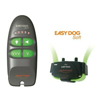 Collar educativo de adiestramiento por vibracion para perros Easy Dog Soft