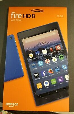 """New Amazon Kindle Fire HD 8 Tablet 