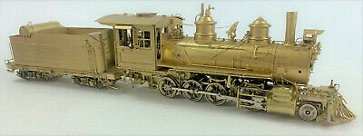 On3 Brass D&RGW C-19 #345 from Iron Horse Models
