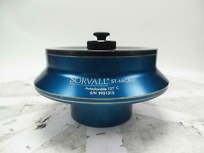 Sorvall ST-Micro Auto-Clavable High Speed Rotor
