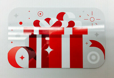 Target no value collectible gift card mint #82 Gift Box