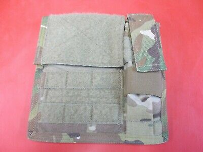 Eagle Industries MOLLE Admin Pouch With Light Multicam RLCS SOFLCS