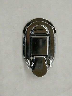1 Silver 43mm H144 style hasp small box hardware lock latch latches catches C23