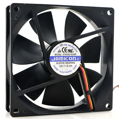 for AVC DASH0925B2H 12V 0.30A 9025 9CM Round CPU Cooling Fan