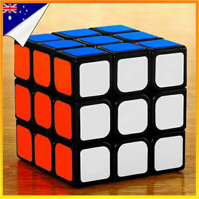 Magic Cube 3x3x3 Super Smooth Fast Speed Rubic Rubix Puzzle iQ Competition Toys