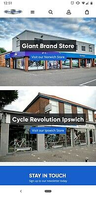 Cycle Revolution £200 Gift Voucher Online Or In Store