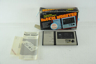 Packri Monster Bandai Console