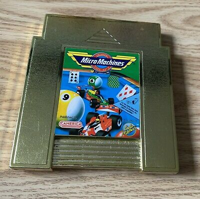 Micro Machines (Nintendo Entertainment System, 1991) NES
