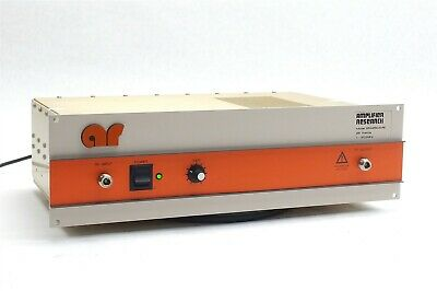 AMPLIFIER RESEARCH AR 25 WATTS 1-300MHz RF LAB MICROWAVE POWER AMP 25A250AM6