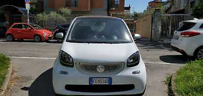 Smart For Two Coupè Bianca .Nuova SOLO 1001 KM