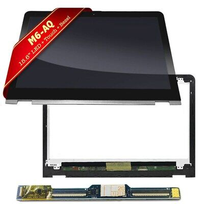 HP ENVY X360 M6-AR004DX M6-AQ003DX M6-AQ005DX LCD Touch Screen Replacement Bezel