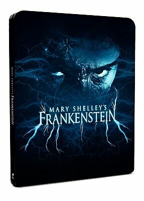Mary Shelley's Frankenstein (Limited Edition Steelbook) [Blu-ray]