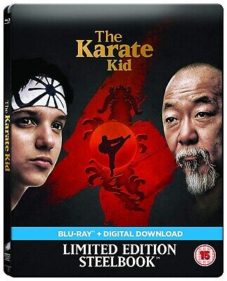 The Karate Kid (1984) (Limited Edition Steelbook) [Blu-ray]